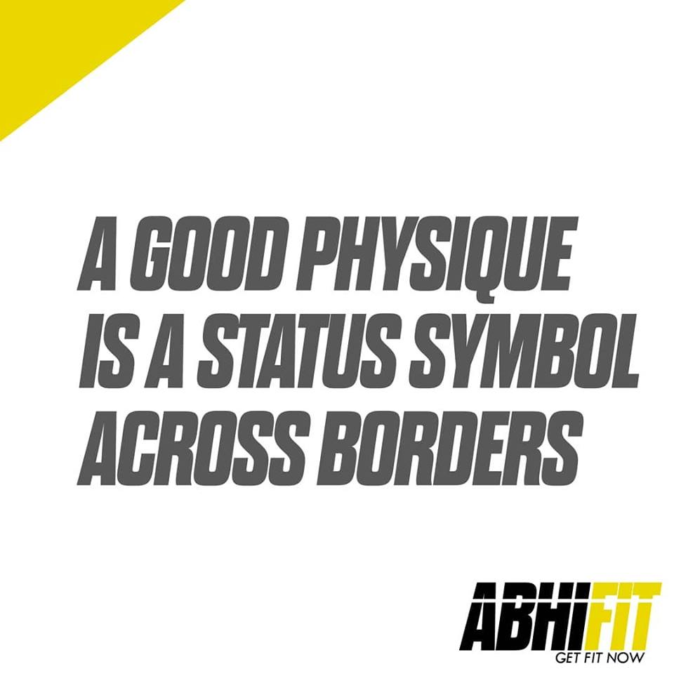 Best Personal Fitness Trainer in Dubai Abhinav Malhotra A Good Physique Is A Status Symbol Across Borders